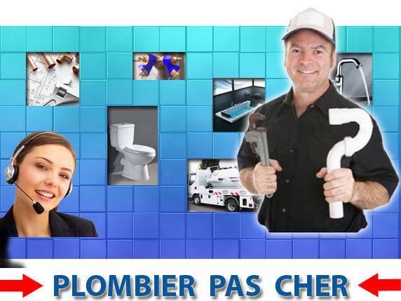 Depannage Plombier DAMERAUCOURT 60210